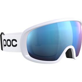 POC Fovea Clarity Comp Goggles hydrogen white/spektris blue